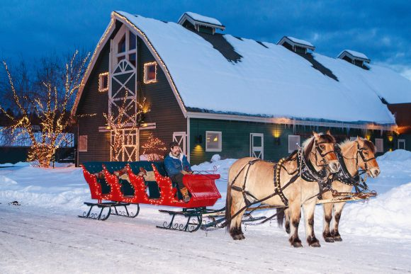 The Top Destinations for a Winter Vacation