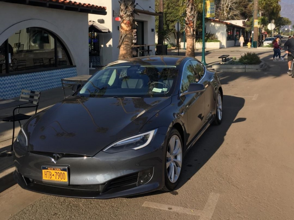 Traveling in Green Style: Tesla Model S