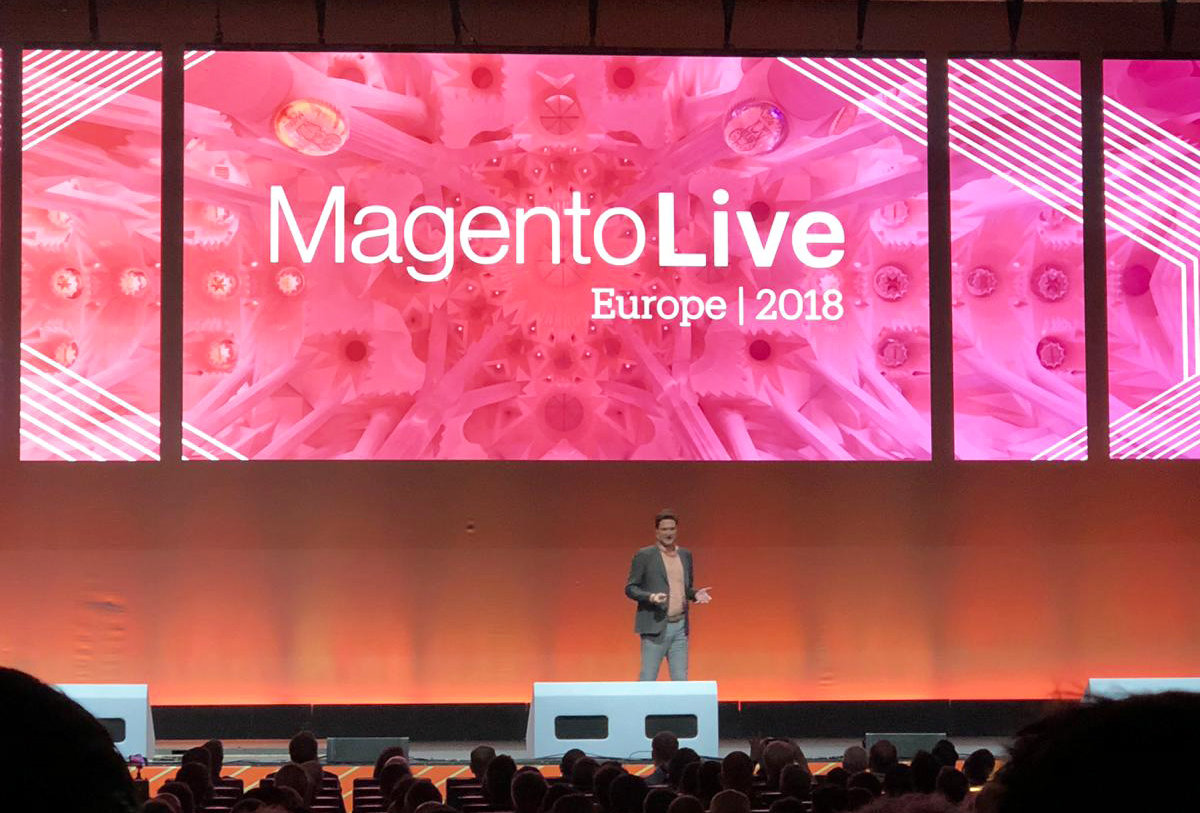 Next Magento events