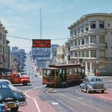 Cable Cars: San Francisco's Historical and Lucrative Liability
